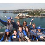 Click to View Image for Monmouth University Study Abroad Australia Fall 2013 Student Group