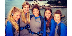 Click to View Image for Monmouth University Study Abroad Australia Yearbook Photo