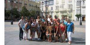 Click to View MU Study Abroad Spain Summer 2013 Yearbook Photo