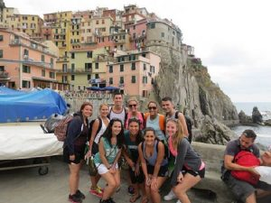 Click to View Monmouth University Study Abroad Italy Photo 4