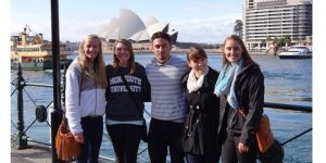 Click to View Image for Monmouth University Study Abroad Sydney, Australia Fall 2015