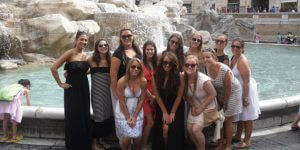 Click to View Monmouth University Study Abroad Italy Photo 22