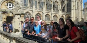 Click to View Image for Monmouth University Study Abroad England Photo Gallery
