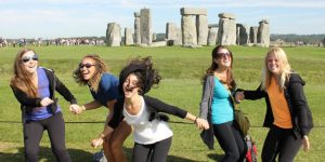 Click to View Image for Monmouth University Study Abroad England Photo 12