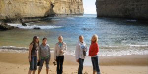 Click to View Image for Monmouth University Study Abroad Australia Spring 2004
