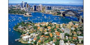 Click to View Image for Monmouth University Study Abroad Sydney, Australia 2014