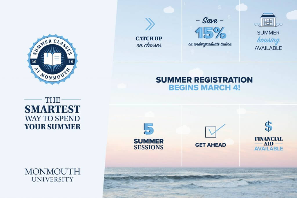 Summer at Monmouth   Monmouth University