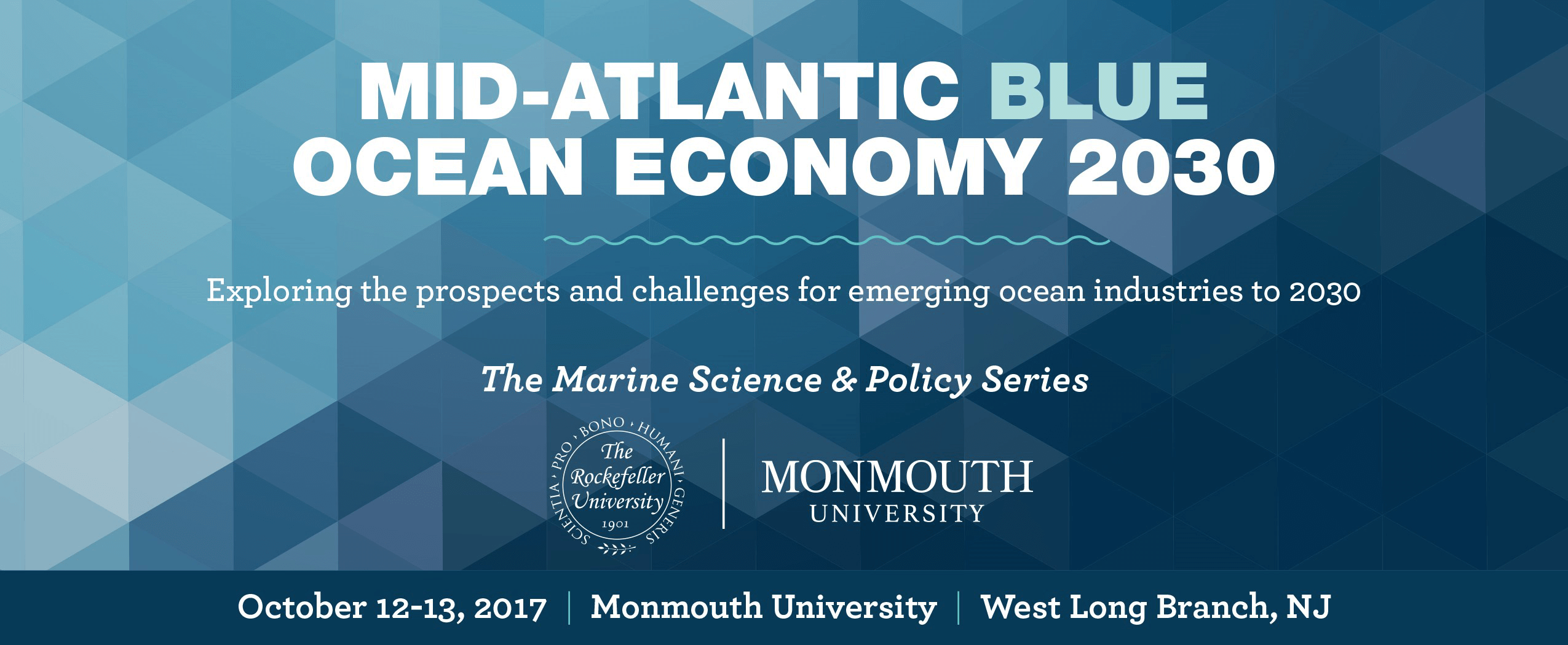 Mid-Atlantic Blue Ocean Economy 2030