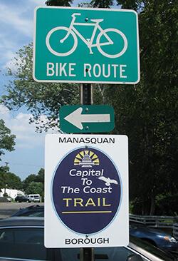 Capital to Coast Trail