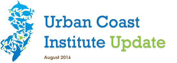 Urban Coast Institute Update August 2016