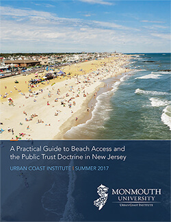 Beach Access Report Cover