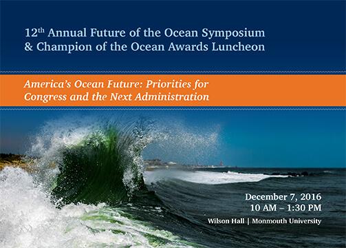 2016 Urban Coast Institute Symposium