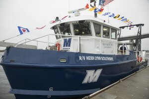 Photo of the R/V Heidi Lynn Sculthorpe