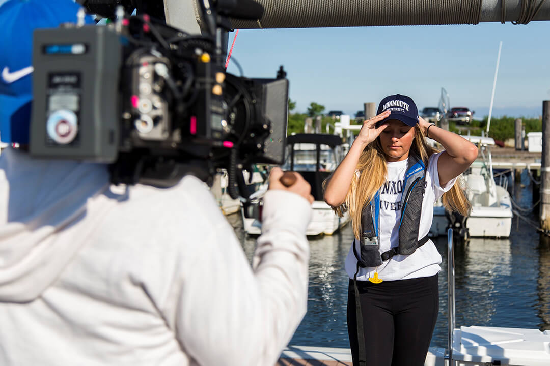 Commercial Shows 'Perfect Day' Aboard R/V Heidi Lynn Sculthorpe