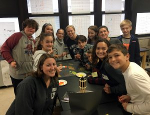 Monmouth students bring marine science Lessons to Rumson School