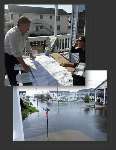 Ocean City flood project