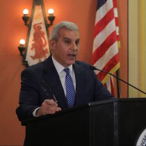 Photo of former New Jersey State Senator Joseph M. Kyrillos