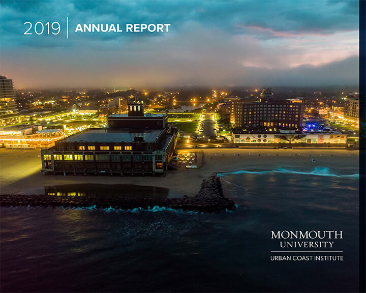 Photo image of 2019 UCI Annual Report cover