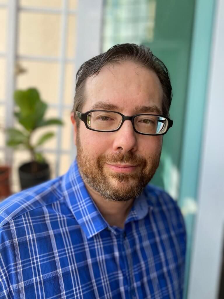 Photo of Eric Fesselmeyer Ph.D.