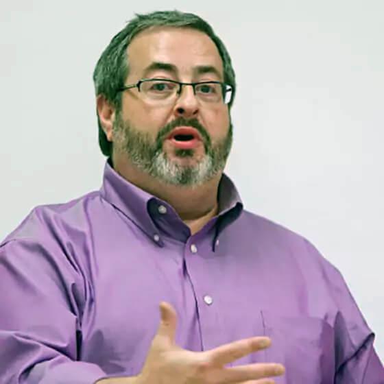 Photo of Michael Cronin
