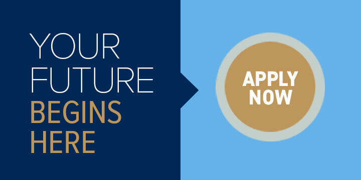 Your Future Begins Here, Apply Now