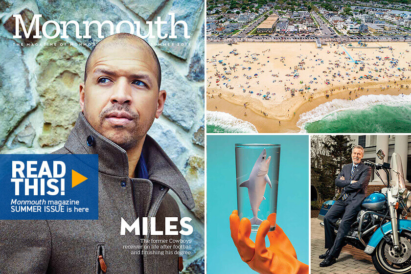 Read the Summer Issue of Monmouth Magazine