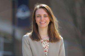 Victoria Cattelona receives Fulbright Award