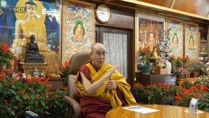 Dalai Lama livestream event with Monmouth