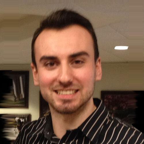Headshot of Gabriel Stanziano