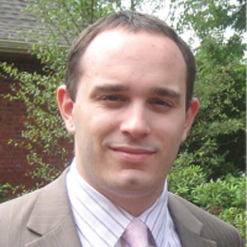 Headshot of Lawrence Perruzza