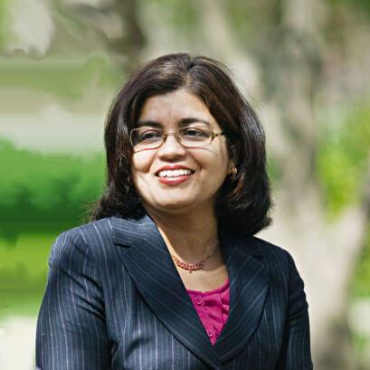 Headshot of Rekha Datta